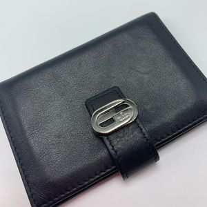 Authentic Very Good Condition Leather Gucci Wallet